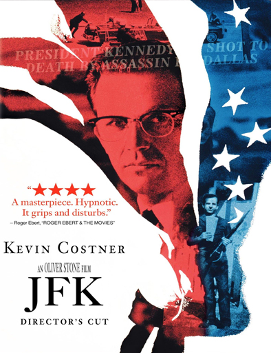 Poster de JFK (Caso abierto)