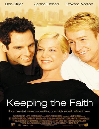 Poster de Keeping the Faith (Más que amigos)