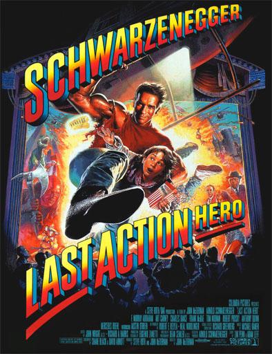 Poster de Last Action Hero (El último gran héroe)