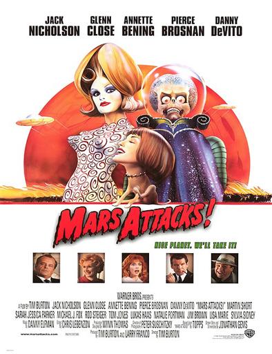 ¡marcianos Al Ataque! (1996)