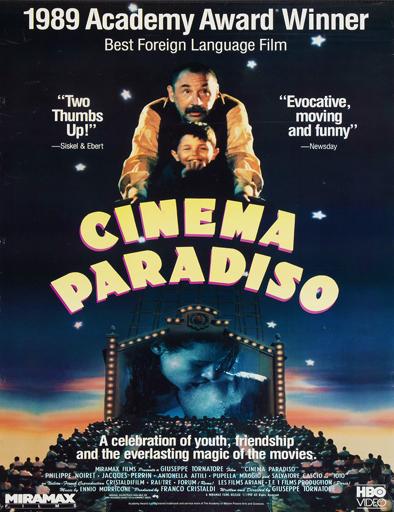 Cinema Paraíso (1988)