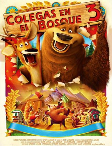 Colegas En El Bosque 3 (2010)