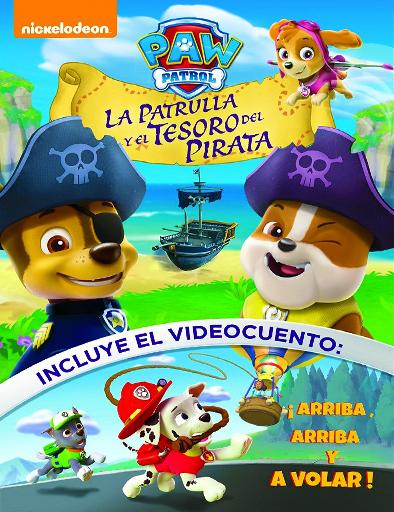 Paw Patrol: La patrulla y el tesoro del pirata (2016) online