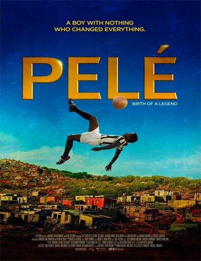 Pelé, el nacimiento de una leyenda Película Completa DVD-RIP [MEGA] [LATINO] 2016