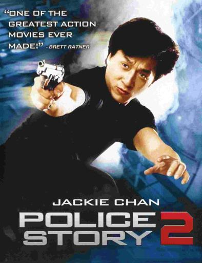 Poster de Police Story 2 (Superpolicía en apuros)