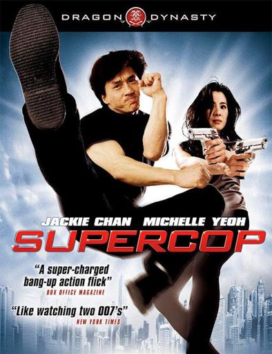 Poster de Police Story 3: Supercop