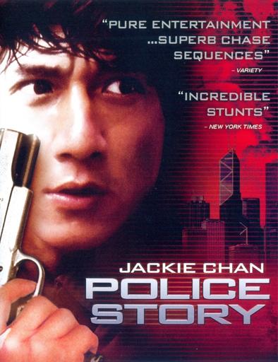 Poster de Police Story (Armas invencibles)