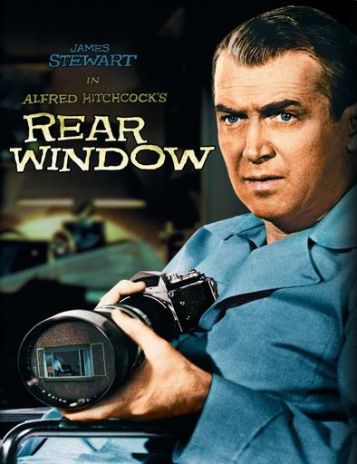 Poster de Rear Window (La ventana indiscreta)
