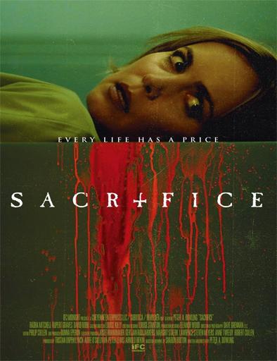 Poster de Sacrifice