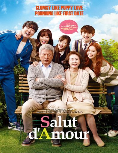 Poster de Salut d'Amour