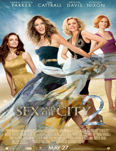 Poster de Sex and the City 2