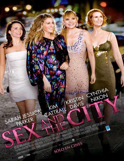 Sex And The City: La Película (2008)