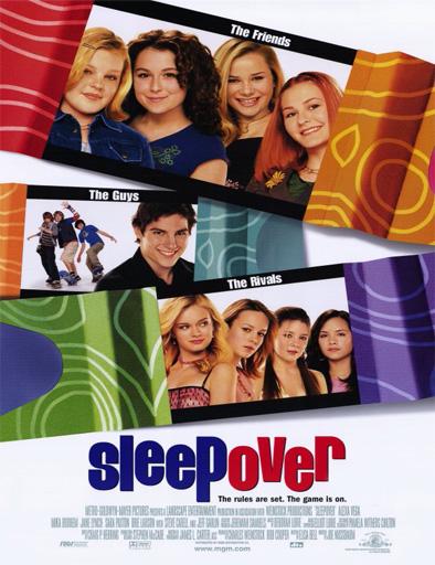 Poster de Sleepover