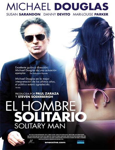 Poster de Solitary Man (El hombre solitario)
