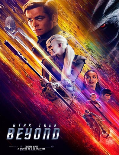 Star Trek: M�s All� (2016)