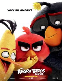 Angry Birds Película Completa Online DVD [MEGA] [LATINO] 2016