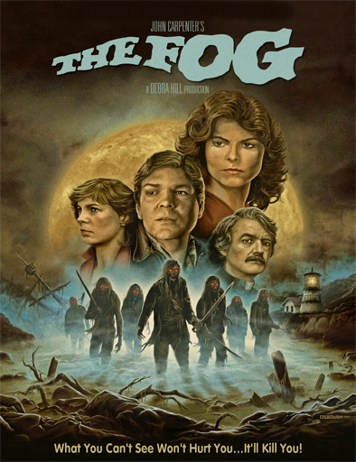 Poster de The Fog (La niebla)