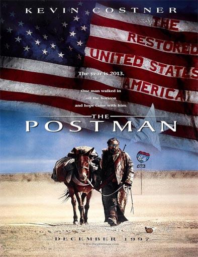 Poster de The Postman (El mensajero)