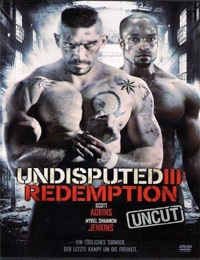 Poster de Undisputed III (Invicto 3)