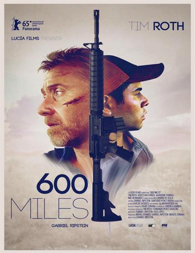 Poster de 600 millas