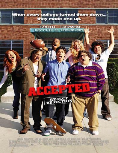 Poster de Accepted (Admitido)