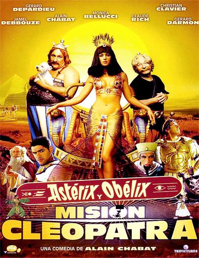 Poster de Astérix y Obélix: Misión Cleopatra