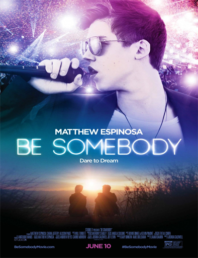 Poster de Be Somebody