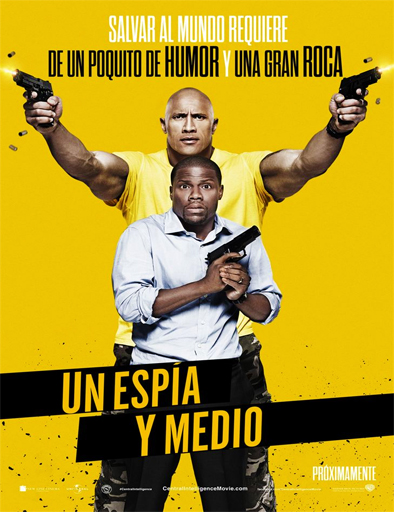 Ver Central Intelligence (Un espía y medio) (2016) online