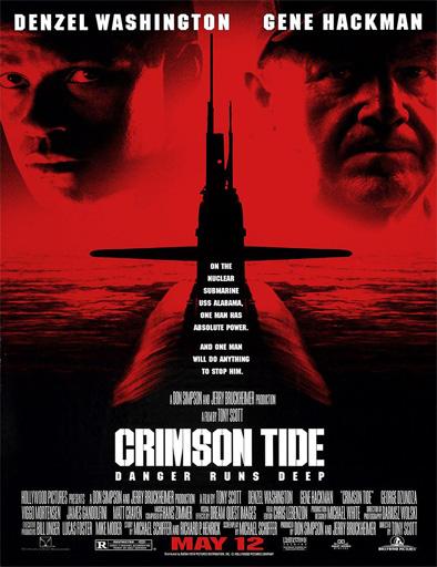 Poster de Crimson Tide (Marea roja)