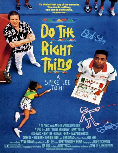 Haz Lo Correcto (1989)