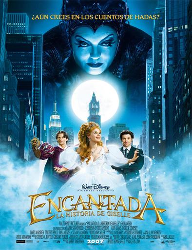 Poster de Enchanted (Encantada)