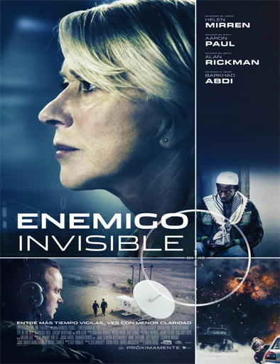 Enemigo Invisible (2015)