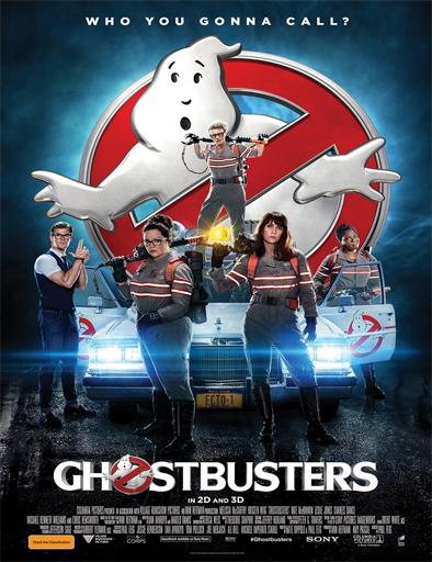 Ver Ghostbusters 3 (Cazafantasmas 3) (2016) online