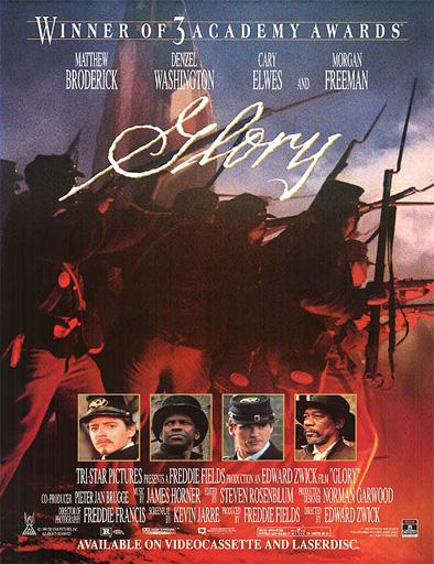 Poster de Glory (Tiempos de gloria)