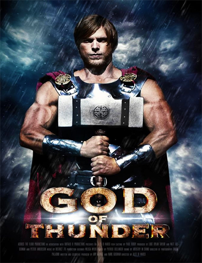 Poster de God of Thunder (Dark Universe)