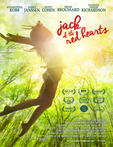 Poster de Jack of the Red Hearts