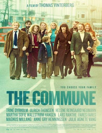 Poster de Kollektivet (La comuna)