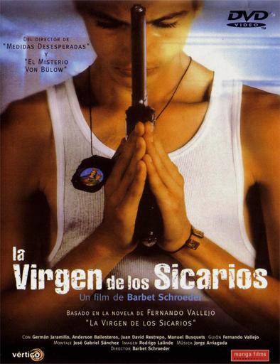 Poster de La virgen de los sicarios