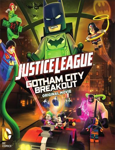 Lego Dc Comics Superheroes: Justice League – Gotham City Breakout (2016)