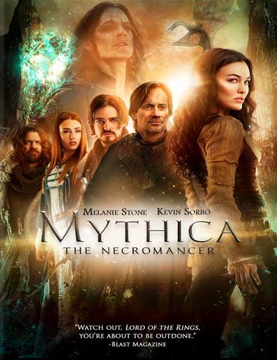 Poster de Mythica: The Necromancer