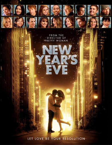 Poster de New Year's Eve (Año nuevo)