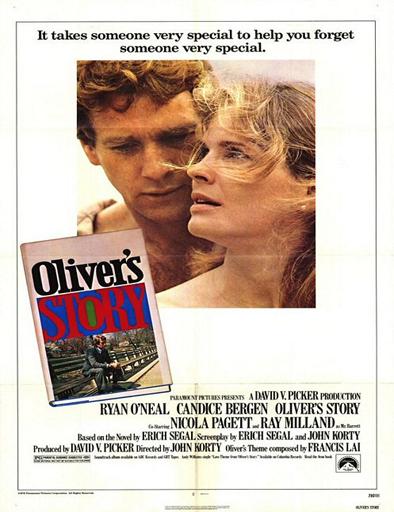 Poster de Oliver's Story (Historia de Oliver)