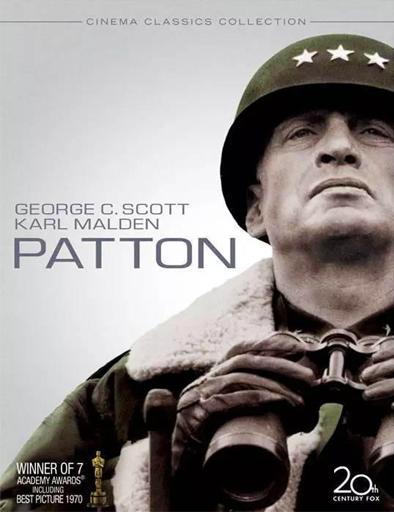 Poster de Patton