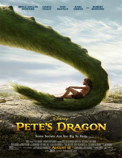 Ver Pete's Dragon (Mi amigo el dragón) (2016) online