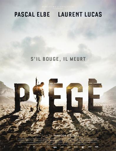 Poster de Piégé (Trapped)