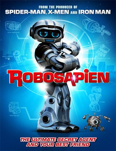 Robosapien: Cody, Un Robot Con Corazón (2013)
