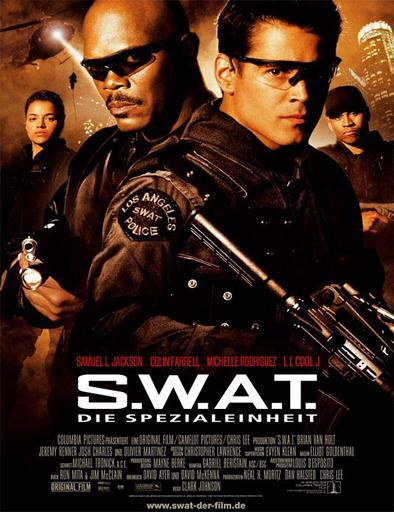 Poster de S.W.A.T. Los hombres de Harrelson
