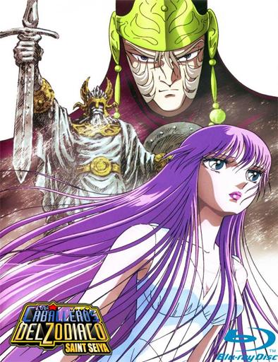 Poster de Los Caballeros del Zodiaco: La batalla de los dioses