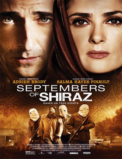 Poster de Septembers of Shiraz
