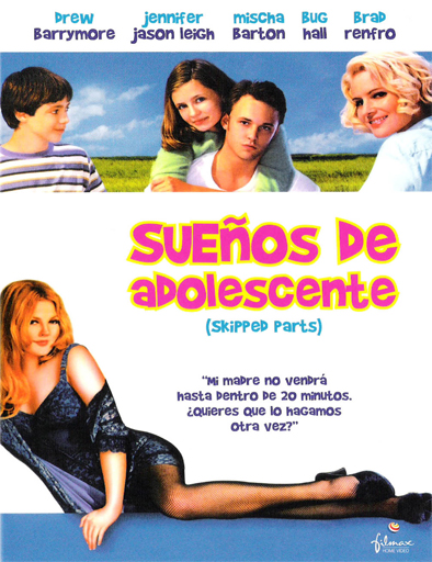 Poster de Skipped Parts (Sueños de adolescente)